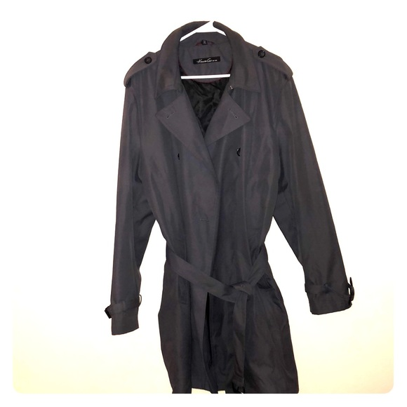 Kenneth Cole Other - Men's Kenneth Cole New York trenchcoat